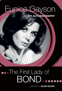 Eunice Gayson Dust Jacket-Trade Edition.indd