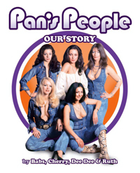 Pans People hardback
