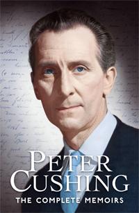 Peter Cushing paperback